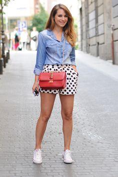 Con shorts