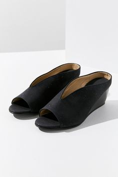 ee426709307937 Shop Sydney Brown Wedge Mule at Urban Outfitters today. We carry all the  latest styles