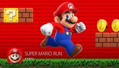 Chequea el juego de Super Mario Run para iOS en acción 📲💨 - http://www.esmandau.com/2016/09/chequea-el-juego-de-super-mario-run-para-ios-en-accion/