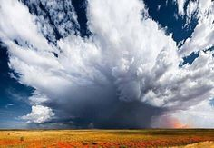 Storm clouds: Pilbara,Australia