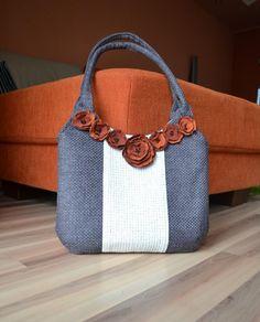 Bag Autumn grey