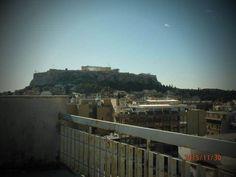 Πώληση Διαμέρισμα Κέντρο. Προς Πώληση Ρετιρέ{  Βιοτεχνικος  Χωρος- καταλληλος  για  LOFT}  Αθήνα--Ψυρρή 115τ.μ ,  1972 Eτος κατασκευής ,  χαρακτηρ Paris Skyline, Real Estate, Travel, Real Estates, Viajes, Traveling, Tourism, Outdoor Travel