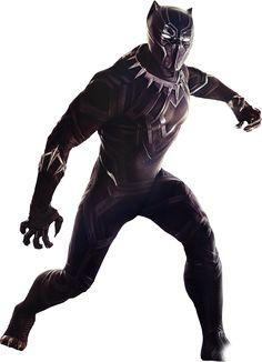 #Black #Panther #Clip #Art.  (THE * 5 * STÅR * ÅWARD * OF: * AW YEAH, IT'S MAJOR ÅWESOMENESS!!!™) ÅÅÅ+