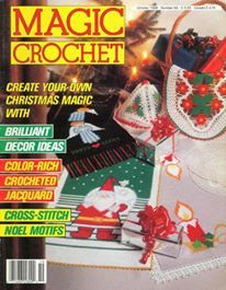 MAGIC CROCHET 56 - Mirtha Aracely Izaguirre - Picasa Web Albums...FREE MAGAZINE!