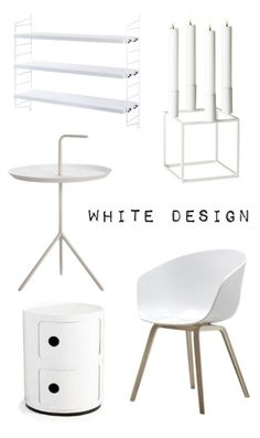 Via Flor | White Design | Hay | By Lassen | Kartell | String Pocket