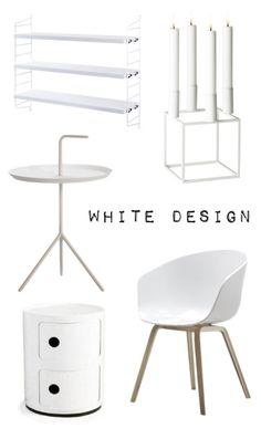 Via Flor | White Design | Hay | By Lassen | Kartell | String Pocket