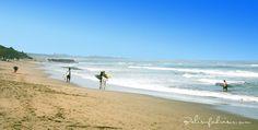 Batu Bolong Beach, Canggu, Bali, Surfing Points