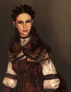 Claudia by Namecchan.deviantart.com #AssassinsCreed