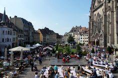 Fête de l'oignon à #Mulhouse #Alsace