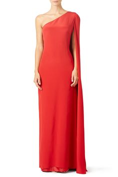 J jill red dress pdx