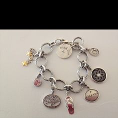 133 best silpada charms images on pinterest layering silpada better photo of silpada charms last one was cut off at bottom aloadofball Images