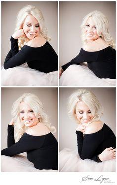 Professional Beauty Headshots - Portrait Ideas - Poses