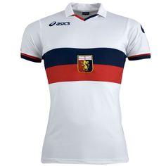 Genoa CFC (Italy) - 2011/2012 Asics Away Shirt