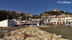 A la izquierda de la imagen los Astileros. En 2005 se inició el proceso para inscribir las instalaciones en el Catálogo General del Patrimonio Histórico Andaluz, como actividad de interés etnológico. Cabe destacar un tipo de embarcación de remo exclusivamente malagueña, la Jábega.