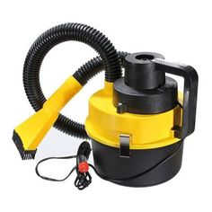 Portable Wet And Dry Car Vacuum Cleaner Auto Hoover Air Pump Cheap Vacuum, Car Cleaning, Goods And Service Tax, Wet And Dry, Vacuums, Outdoor Power Equipment, Automobile, Pumps