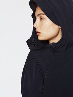 Stretch Crepe Anorak – Outdoor Voices