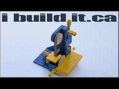 Building The Belt / Disk Sander - YouTube
