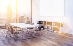 How to find the right office space for your business. Tips to remember when looking for your first office space as a small business. Professional Window Cleaning, Window Cleaner, Cleaning Service, Office Desk, Windows, Space, Table, Furniture, Home Decor