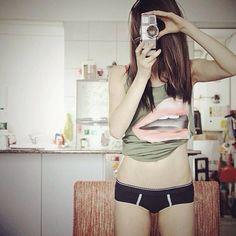 camera女子…♪