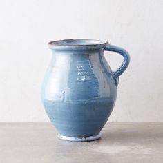 Glazed Terracotta Vase