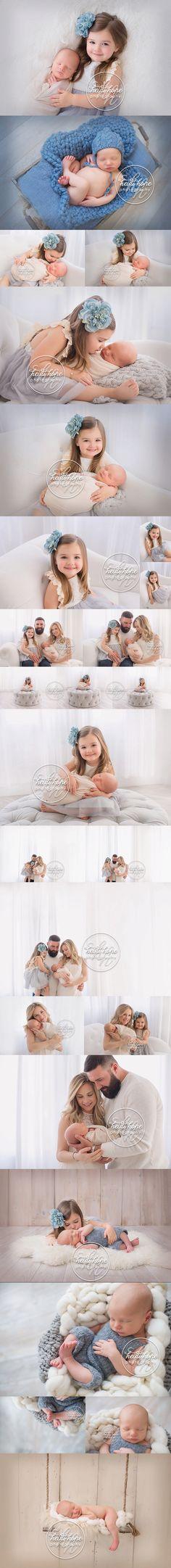 The N family welcomes newborn baby E! New England Newborn...