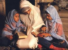Islam, The Religion of the Moroccan People.