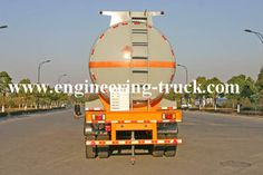 Our factory produces trapezoid Chemical Liquid Tank Semi-trailer more than 10000 units per year.If you are interested in,please click web:http://www.engineering-truck.com/chemical-liquid-tank-semi-trailer-product-41.html or send email to us. Email:info@engineering-truck.com TEL:0086-0571-83696958