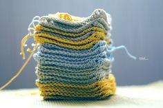 granny squares blanket. by *glow, via Flickr