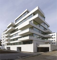 """Building Geneva_Projects versus challenges""by Basicarella Architectes."
