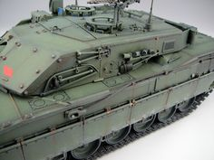 Ariete C1 by Sortic Zhao (Trumpeter 1:35)