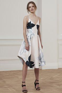 Keepsake Translate Midi Dress Floral Print