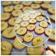 Sweet potato cookies