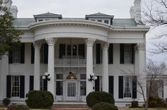 Whitehaven, a restored ante-bellum mansion, is the only state welcome center that is on the National Register of Historic places.  Daily tours