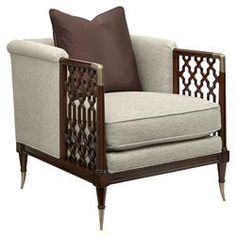 Shop this caracole upholstery accent chair from our top selling Caracole living room chairs. LuxeDecor is your premier online showroom for living room furniture and high-end home decor. Indian Furniture, Home Decor Furniture, Luxury Furniture, Modern Furniture, Furniture Design, Rustic Furniture, Plywood Furniture, Sofa Furniture, Living Room Furniture
