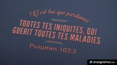 Psaumes 103:3