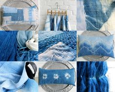 indigo textiles