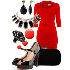 A fashion look from February 2014 featuring sweetheart dresses, black platform shoes and velvet clutches. Browse and shop related looks. Black Platform, Platform Shoes, Little Red Dress, Sweetheart Dress, Fashion Looks, Velvet, Polyvore, Shopping, Dresses
