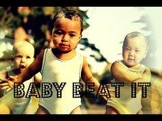 Baby Beat it - Michael Jackson babies dancing - YouTube Beat It Michael Jackson, Baby Beat, Dancing Baby, Baby Pictures, Beats, Babies, Dance, Facebook, Youtube