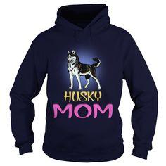 Husky Mom Shirt
