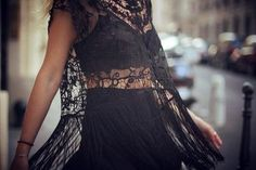 back lace #streetstyle #lace