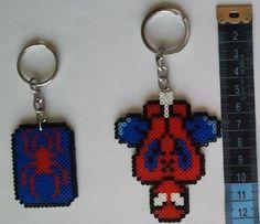 Spiderman llaveros