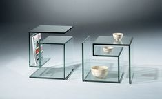 Glass Furnitures Add Style To Your Homes And Offices1