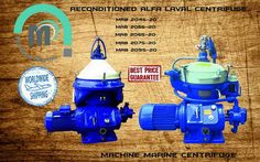 Alfa Laval MAB 204S, MAB 205S, MAB 206S, MAB 207S, MAB 209S, Mineral Oil Purifier Separator Centrifuge Exporters www.machinemarinecentrifuge.com