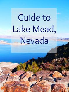 Visiting Lake Mead, nevada: http://www.westernnewyorker.org/2016/01/visiting-lake-mead-nevada-in-my-mazda-6.html