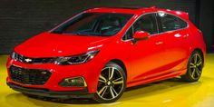 The Diesel Cruze Hatchback Will Be Available with a Manual in U.S. #Chevy #Cruze