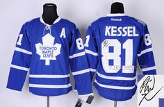 http://www.yjersey.com/for-sale-maple-leafs-81-kessel-blue-signature-edition-jerseys.html FOR #SALE MAPLE LEAFS 81 KESSEL BLUE SIGNATURE EDITION JERSEYSOnly$50.00  Free Shipping!