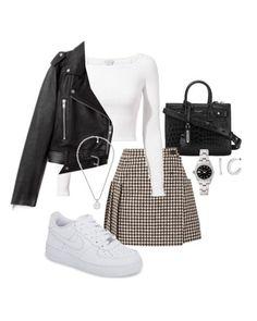 Teenage Outfits, Teen Fashion Outfits, Look Fashion, Chic Outfits, Trendy Outfits, Korean Fashion, Autumn Fashion, Womens Fashion, Prep Fashion