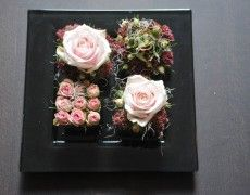 Es la floristeria de mi familia en Santiago de Compostela, ¡unos artistas!