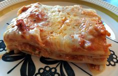 Verdens beste lasagne Pasta, Ethnic Recipes, Food, Lasagna, Meals, Noodles, Yemek, Eten