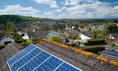 A proposed 87% cut to the solar feed-in tariff,  but they have done this before so don't worry - you can still make savings! Find out more on our website or give us a call   http://solarlivinguk.co.uk